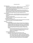 ENGLISH 2K06 Lecture Notes - Mary Wollstonecraft, Primitive Culture, Binary Opposition