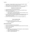 BIOB34H3 Lecture Notes - Efferent Nerve Fiber, Peripheral Nervous System, Autonomic Nervous System