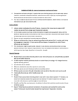 BIOC50H3 Lecture Notes - Competitive Exclusion Principle, Species Pool, Limiting Factor