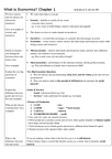 Economics 1021A/B Chapter Notes - Chapter 1: Information Revolution, Human Capital, Human Resources