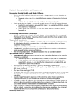 PSYB01H3 Lecture Notes - Parametric Statistics, Chi-Squared Test, Nonparametric Statistics