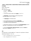 MGOC10H3 Lecture Notes - Feasible Region, Sensitivity Analysis