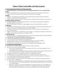 MGAD10H3 Chapter Notes - Chapter 2: External Auditor, Financial Statement, Legal Liability