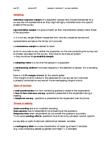 SOC101Y1 Study Guide - 20 Guide: Sampling Frame, Convenience Sampling, Response Bias