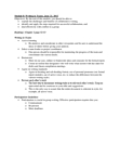 ENGL210F Lecture Notes - Active Listening