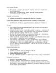 BIOL 1090 Study Guide - Final Guide: Integral Membrane Protein, Lipid Bilayer, Lipid Raft