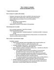 MKT 500 Chapter Notes - Chapter 9: Simple Random Sample, Sample Size Determination, Sampling Error