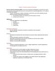 BU352 Chapter Notes -North American Industry Classification System, Retail, Treasury Board