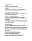 PSY274H5 Lecture Notes - Bigram, Information Extraction, Dual-Tone Multi-Frequency Signaling