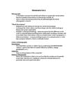ANT 1101 Lecture Notes - Thick Description, Essentialism
