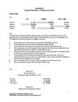 ACC 110 Lecture Notes - Financial Statement, Income Statement, Deferred Tax