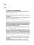 PSYB65H3 Lecture Notes - Hindbrain, Central Nervous System, Peripheral Nervous System