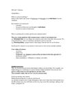 PSY220H1 Chapter Notes -Null Hypothesis, Confirmation Bias, Statistical Inference
