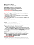 PSYC18H3 Lecture Notes - Electrodermal Activity, Social Emotions, Exogamy