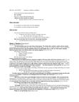 PHL205H1 Lecture Notes - Tabula Rasa, Dialectic