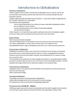 GS101 Study Guide - Midterm Guide: North American Free Trade Agreement, United Nations Environment Programme, Centrism