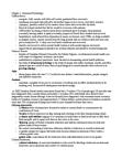PSYC 3140 Lecture Notes - Chlorpromazine, Wilhelm Wundt, Tarantism