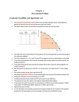 Economics 1021A/B Lecture Notes - Allocative Efficiency, Human Capital, Comparative Advantage