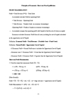ECO206Y1 Lecture Notes - Ceteris Paribus, Numerical Analysis, Negative Number