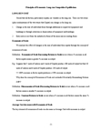 ECO206Y1 Lecture Notes - Competitive Equilibrium, Perfect Competition, Cogeneration