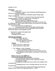 GEOG 1HB3 Lecture Notes - Lecture 5: Alan Weisman, Chaos Theory, Anthropocene
