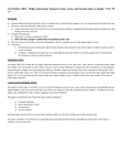 SOC371H5 Chapter Notes -Evaluation Strategy, Homicide, Correctional Service Of Canada