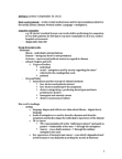 ANTC61H3 Lecture Notes - Pink Ribbon, Breast Cancer Awareness, Biomedicine