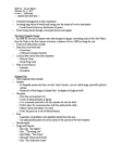 NMC101H1 Lecture Notes - Lecture 5: Sacred Bull, Ptah, Wadjet