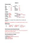 FR 1020 Lecture Notes - Le Droit, Printemps