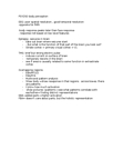PSYD50H3 Lecture Notes - Extrastriate Cortex, Visual Cortex