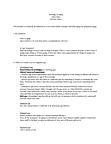 SOC246H1 Lecture Notes - Hayflick Limit, Antagonistic Pleiotropy Hypothesis, Telomere