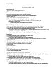 History 2201E Lecture Notes - Anthony Henday, Joseph Frobisher, Simon Mctavish