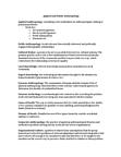 ANT 1101 Lecture Notes - Organizational Culture, Homicide, Blunt Trauma