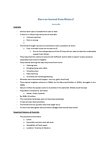 AGST 1000 Lecture Notes - Water Efficiency, The Methadones, Myxomatosis
