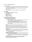 SOC101Y1 Lecture Notes - Lecture 4: Incidence Matrix, Adjacency Matrix, Sun Belt Conference