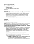 SMC219Y1 Lecture Notes - Lecture 7: Pg. 99, Marshall Mcluhan, Encyclopedia