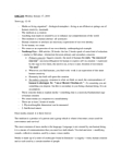 SMC219Y1 Lecture Notes - Lecture 3: Literacy Test, Northrop Frye, De Officiis