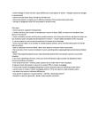 PSYC23H3 Lecture Notes - Lecture 6: Trier Social Stress Test, Phantom Limb, Mirror Neuron