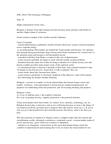 SOC250Y1 Lecture Notes - Adam Kadmon, Sacred Tradition, Don Juan Matus