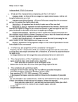 Biology 1001A Lecture Notes - Lecture 3: Ribozyme, Transfer Rna, Homochirality