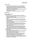 ANTH 1150 Chapter Notes - Chapter 2: Hominidae, Ethnocentrism, Consumerism