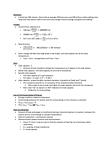 CHEM 1310 Lecture Notes - Exothermic Process, Intermix Media, Joule