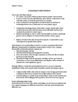 AFM131 Lecture Notes - Canadian Dollar, Absolute Advantage, North American Free Trade Agreement