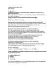 Biology 2601A/B Lecture Notes - Thermometer, Electrochemical Gradient, Membrane Fluidity