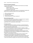 ITM 102 Lecture Notes - Systems Development Life Cycle, Stakeholder Analysis, Business Analyst
