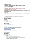 MGTA01H3 Lecture Notes - Intranet, Ibm Officevision, Master Sergeant