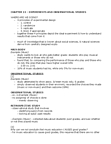 STAB22H3 Chapter Notes - Chapter 13: Random Assignment, Design Of Experiments, Menopause