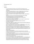Sociology 2240E Lecture Notes - Lecture 7: Tuberculosis, Scientific Method, Social Evolution