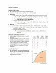 Economics 1021A/B Lecture Notes - Diminishing Returns, Average Variable Cost, Marginal Product