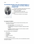 HISA04H3 Lecture Notes - John Ledyard